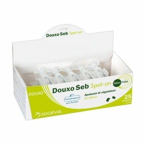 DOUXO SEBORRHEE SPOT ON 25*2 ml