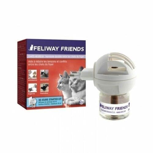 FELIWAY FRIENDS DIFFUSEUR+RECH
