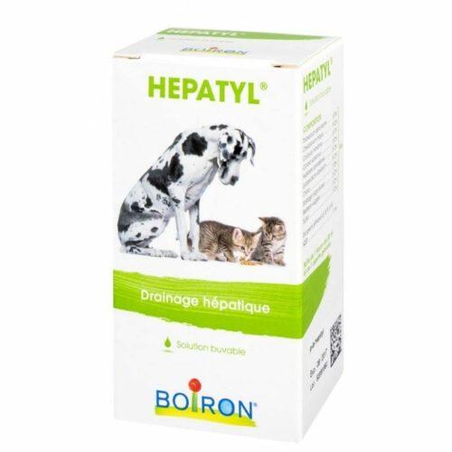 HEPATYL BOIRON (EX PVB DRAINEUR HEPATIQUE) 30 ml